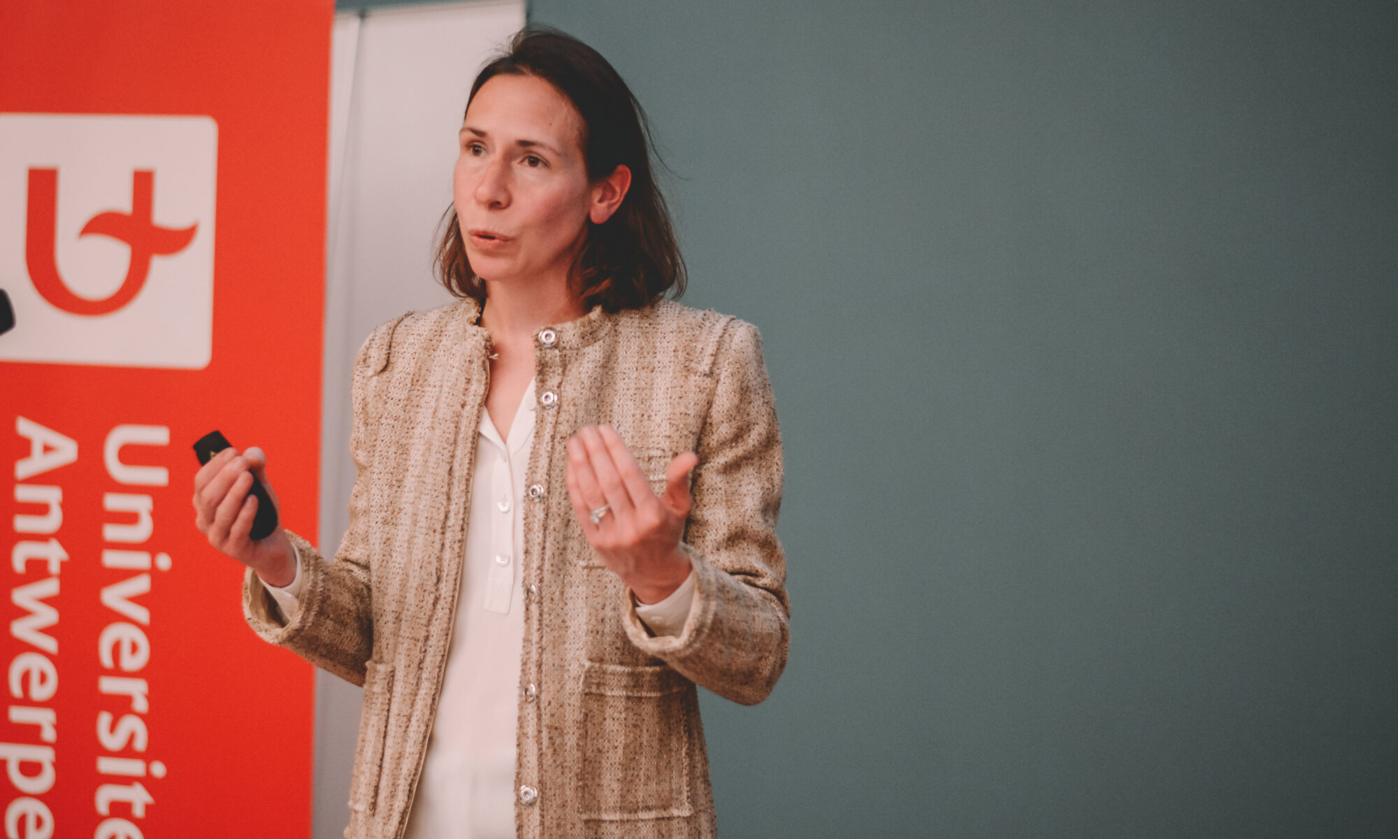 Astrid Van Parys Sustainability Inevitable Colruyt
