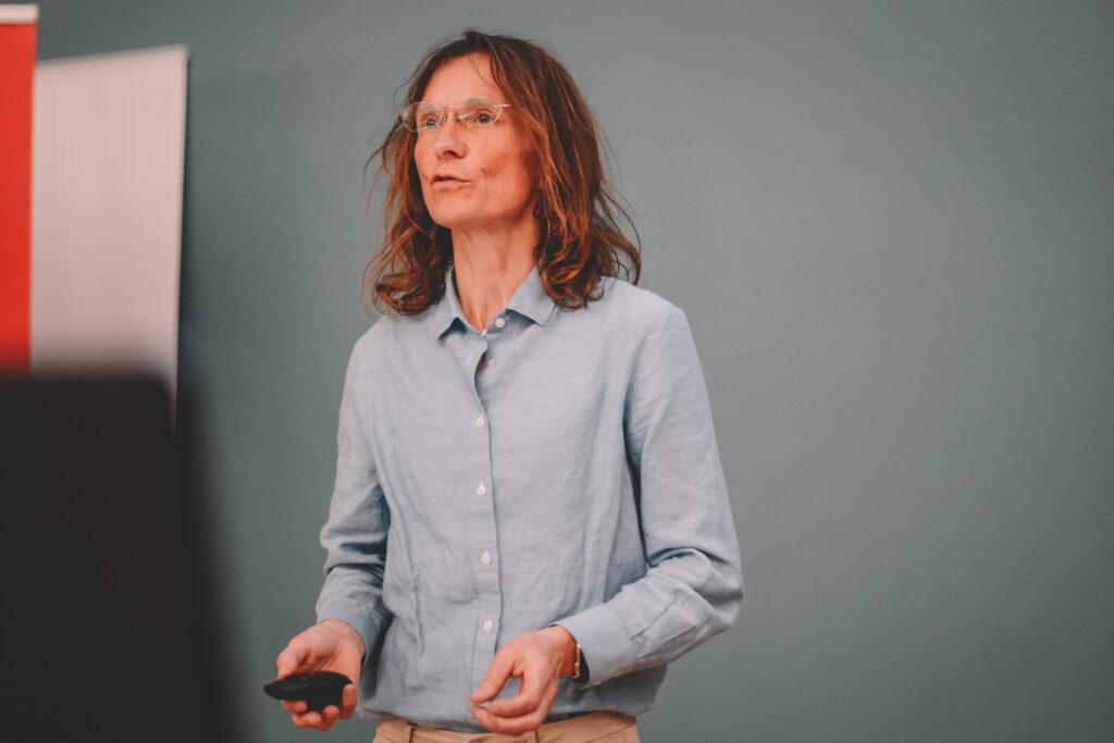 Vice rector UAntwerp Silvia Lenaerts